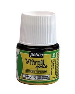 Vitrail Opale Wheat Yellow