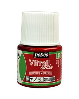 Vitrail Opale Red