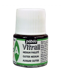 Vitrail Medium Glitter Gold