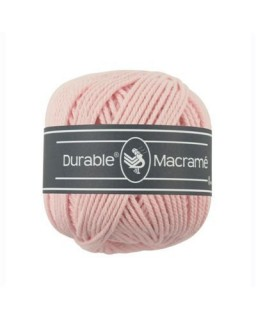 Durable Macramé 203 Light Pink