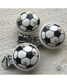 Speenclip voetbal