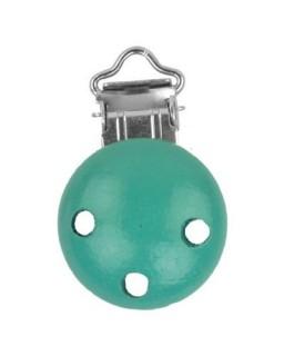 Speenclip turquoise