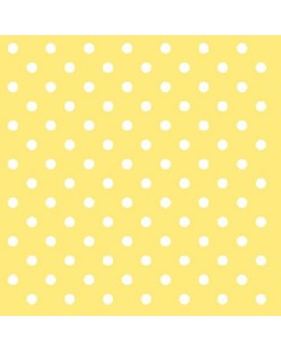 Servet Dots Yellow