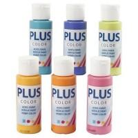 Plus Color 60ml een mooie kwaliteit acrylverf met een hoge pigmentatie